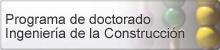Doctorado - Ing Construc, (abre en ventana nueva)
